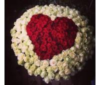 Букет вечная любовь